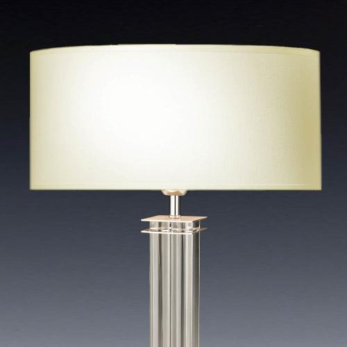 Lampenschirm rund Farben rot/schwarz/weiß/creme 50 x 20 cm