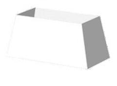 rechteck - Lampenschirm Anfrage