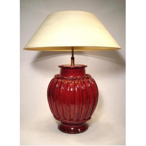 si 296si 43 l 66 og 500x500 - Vase mit Kordelochsenblutrot-schwarz Höhenverstellbar – SI-296