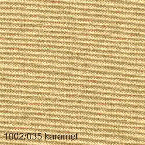 chintz 1002 035 karamel 500x500 - Pendelleuchte Lampenschirm mit Drahtseilabhängung Stoff 58/20 cm