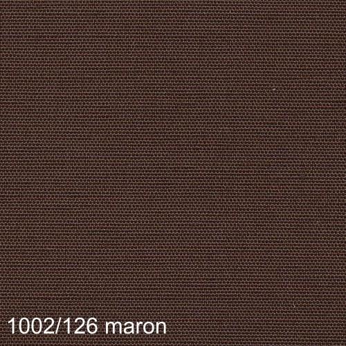 chintz 1002 126 maron 500x500 - Pendelleuchte Lampenschirm mit Drahtseilabhängung Stoff 58/20 cm