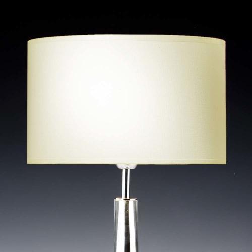 Lampenschirme in versch. Farben 35 x 20 cm Baumwolle und Seide