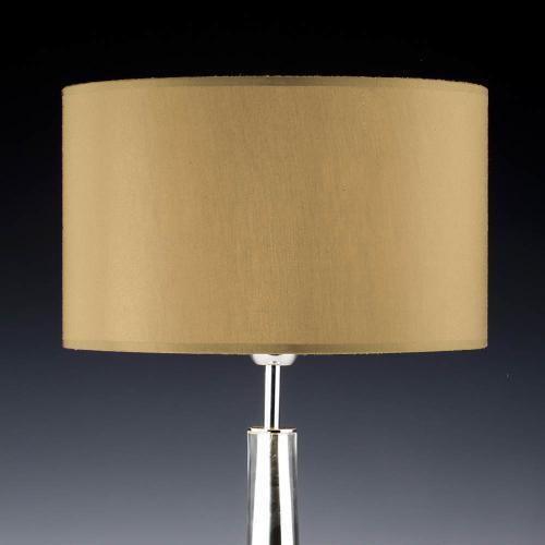 lampenschirm gold 35x20cm seide 500x500 - Lampenschirme in versch. Farben 40 x 20 cm Baumwolle und Seide