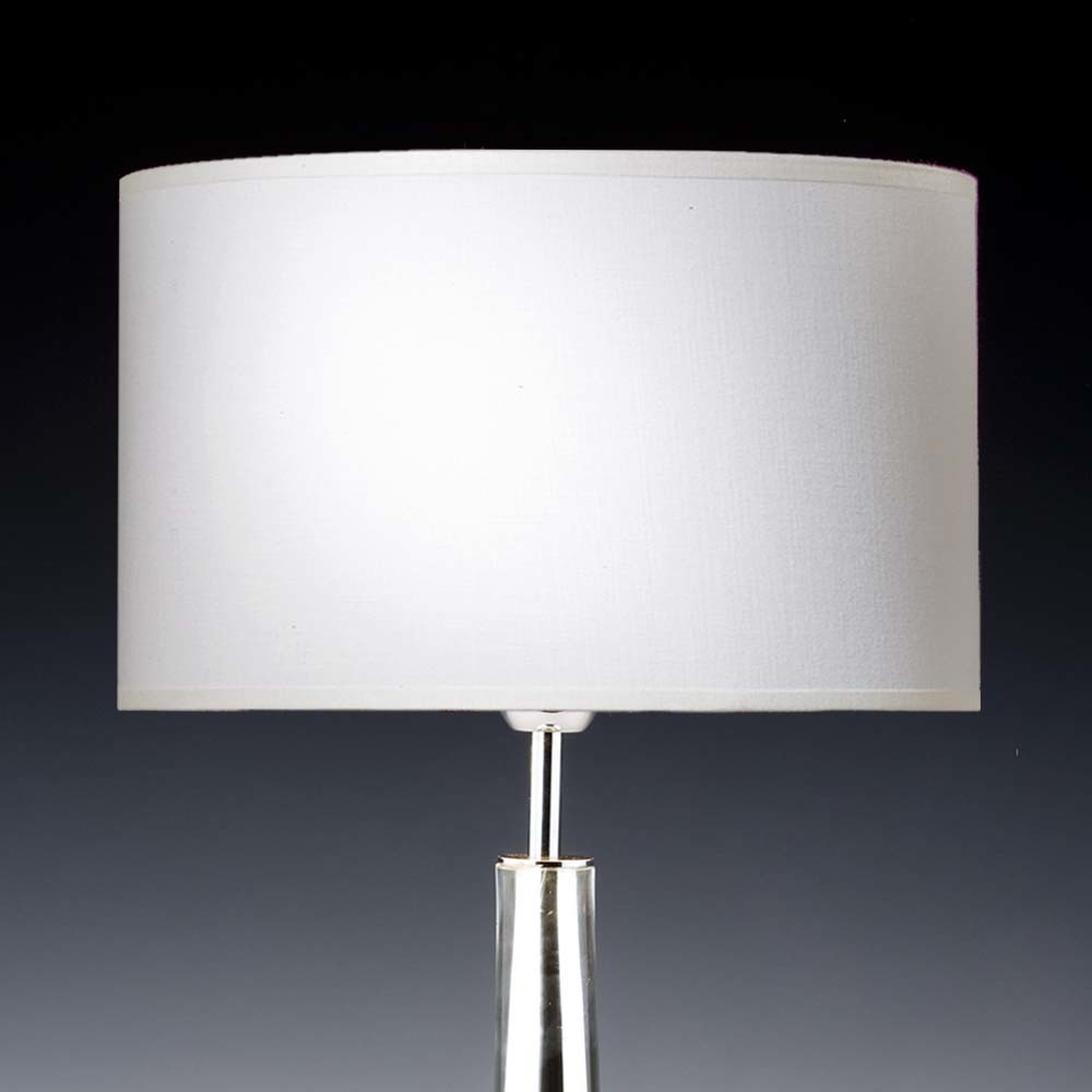 Lampenschirme in versch. Farben 40 x 20 cm Baumwolle und Seide