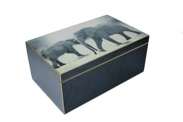 Signature Schatulle Elefanten - FC118-110